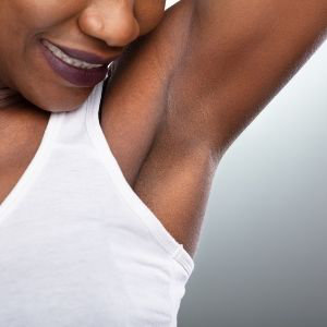 Hyperhidrosis for excessive sweating treatment