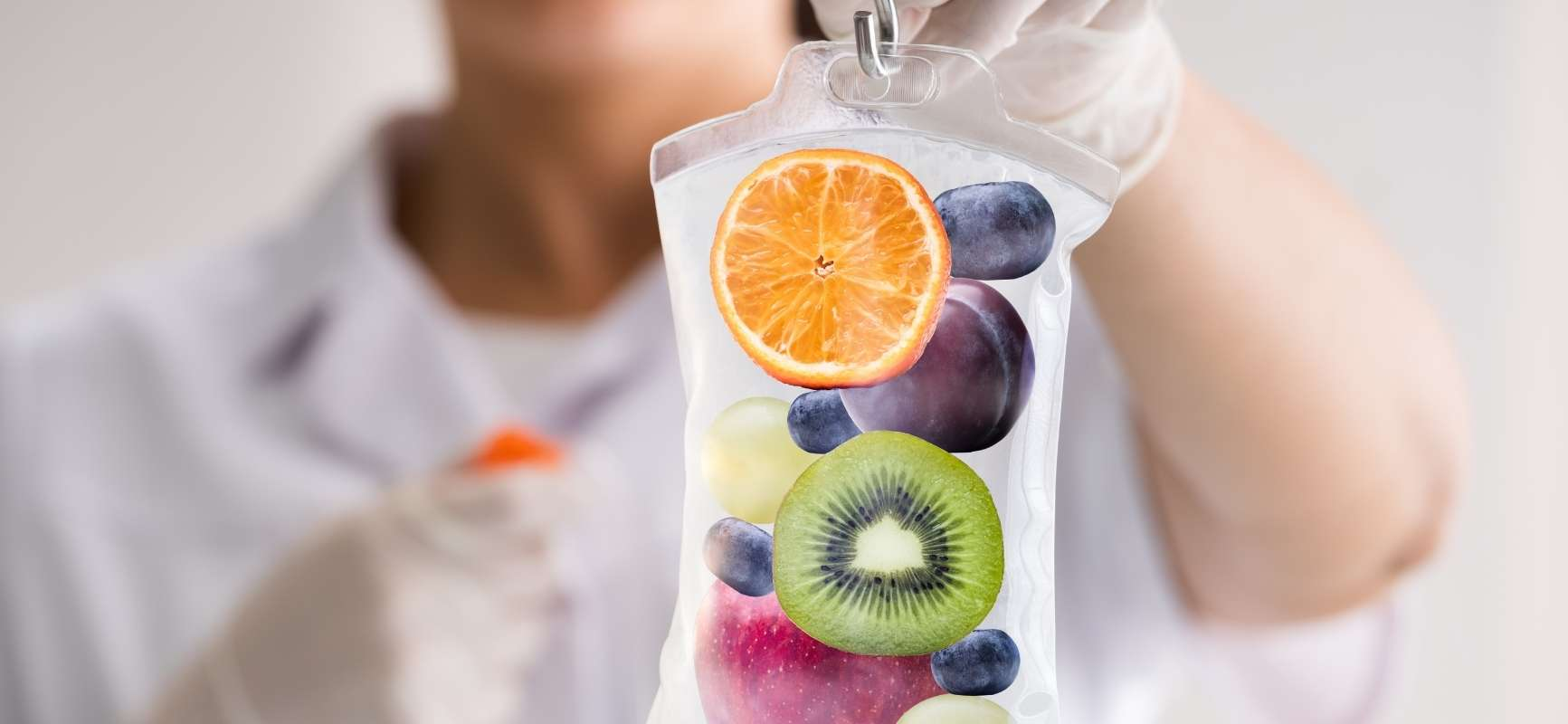 The Benefits of IV Infusions